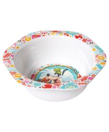 Mickey Mouse And Friends Bowl