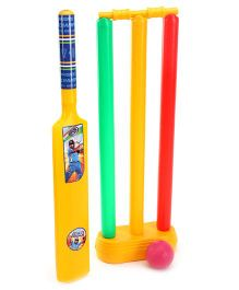 Lata Toys Howzzat Senior Cricket Set