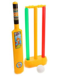 Lata Toys Howzzat Junior Cricket Set
