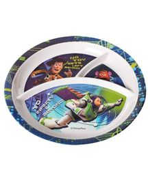 Toy Story 3 Three Section Plate