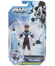 Max Steel Double Attack Max Steel Figure