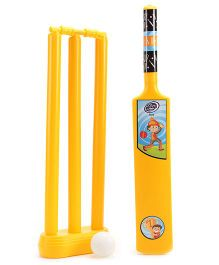 Lata Toys Superior Quality Senior Cricket Set