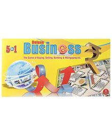 Yash Toys 5 In 1 Game Delux Business