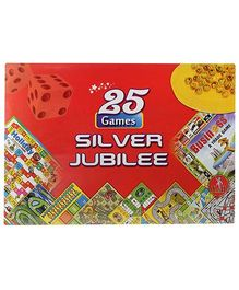 Yash Toys 25 Silver Jublee Game Set