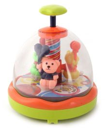 Press N Spin Spinning Teddies