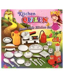 Dolly Kitchen Queen Royal Style Kitchen Set