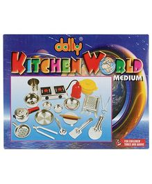Dolly Kitchen World Medium
