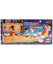 Dolly Dream Home Kitchen Set