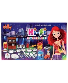 Dolly Hi Fi Home Kitchen Set
