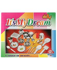 Dolly Its my dreams Steel Utensils Set