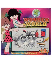 Dolly Wonder World Kitchen Set