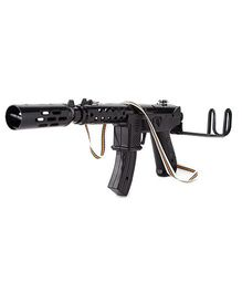Anmol Toys-Leo Gun With Rapid Fire Sound