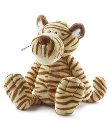 Nici Dangling Tiger Soft Toy - Height 15 cm