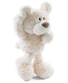 Nici Dangling Bear Beige Soft Toy - 35 cm