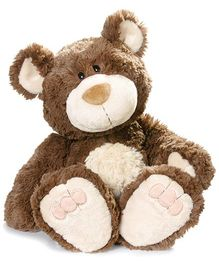 Nici Dangling Bear Soft Toy- 35 cm