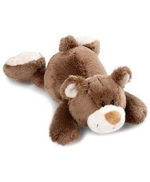 Nici Lying Bear Soft Toy- 20 cm
