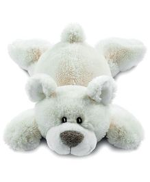 Nici Lying Bear Beige Soft Toy- 20 cm