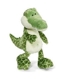 Nici Dangling Crocodile Soft Toy - 15 cm