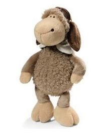 Nici Dangling Sheep Jolly Dean Soft Toy - 35 cm