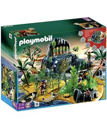 Playmobil Pirate Adventure Island
