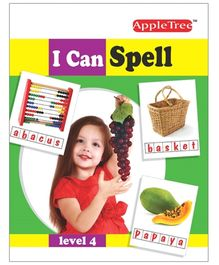 Apple Tree I Can Spell Level 4 Book - English