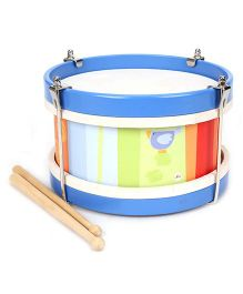 Sevi Wooden Drum - Multicolour