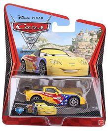 Mattle Disney Pixar Character Cars - Toy Car