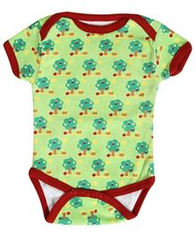 Earth Conscious Half Sleeves Printed Onesies