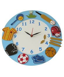 Kidoz Sports Premium Clock