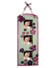 Kidoz Butterfly And Flower Print Frame