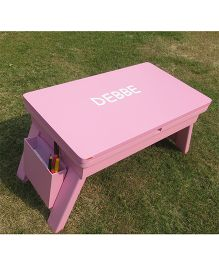 Kidoz Sit And Study Table Box - Pink