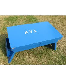 Kidoz Sit And Study Table Box - Blue