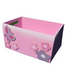 Kidoz Butterfly Motif Utility Box
