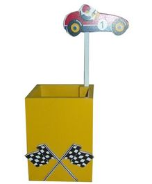 Kidoz Car Motif Pencil Stand Box
