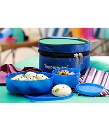 Tupperware Lunch Box - Classic Lunch Box with Bag