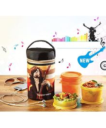 Tupperware Lunch Box - Rocker Lunch