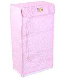 Mee Mee Cute And Convenient Cupboard - Light Pink