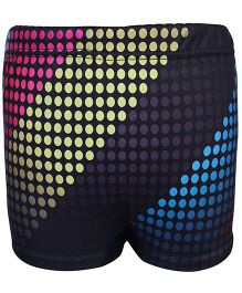 Bosky Swimwear Dotted Print Swimming Trunks