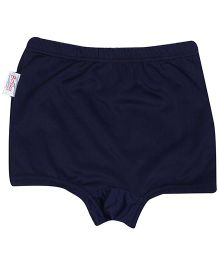 Bosky Swimwear Solid Colour Trunks - Navy Blue