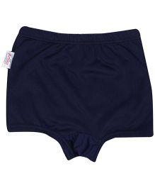 Bosky Swimwear Solid Colour Trunks - Navy Blue