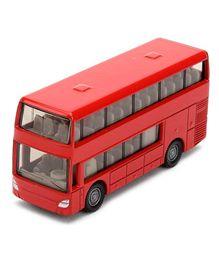 Siku Funskool Doppelstock Bus Coach- Red