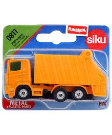 Siku Funskool Refuse Truck - Yellow