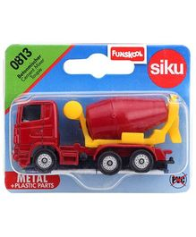 Siku Funskool Cement Mixer - Red