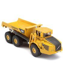 Siku Funskool Volvo Dumper- Yellow