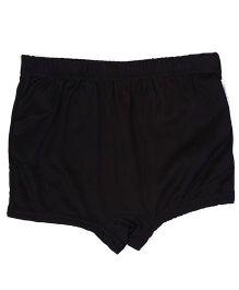 Bosky Swimwear Solid Colour Trunks - Black