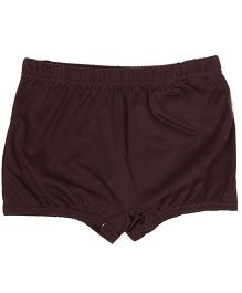 Bosky Swimwear Solid Colour Trunks - Brown
