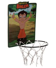 Prasima Toys Basket Ball Net - Chhota Bheem Theme