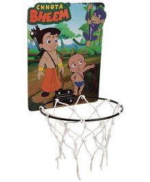 Prasima Toys Basketball Net Hoop - Chhota Bheem Archer Theme