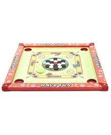Prasima Toys Chhota Bheem Carrom Board- Rockstar Theme