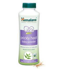 Himalaya Herbal Prickly Heat Baby Powder - 100 gm